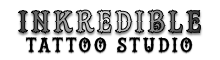 Inkredible Artistic Tattoo Studio Logo